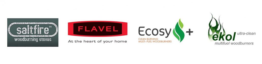 Brands of wood burning and multi-fuel stoves
