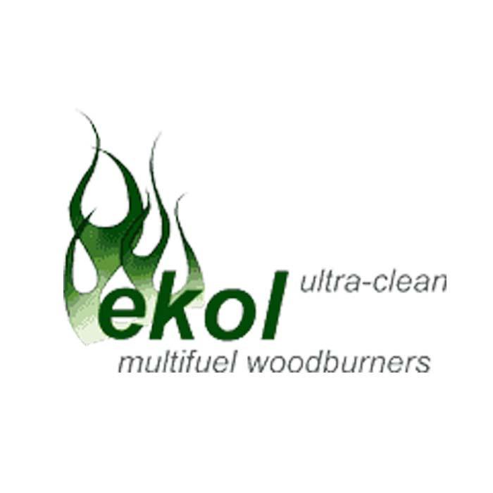EKOL stove wood burning and multi fuel UK