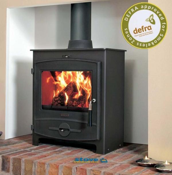 Flavel CV07 multiple wood burning stove UK
