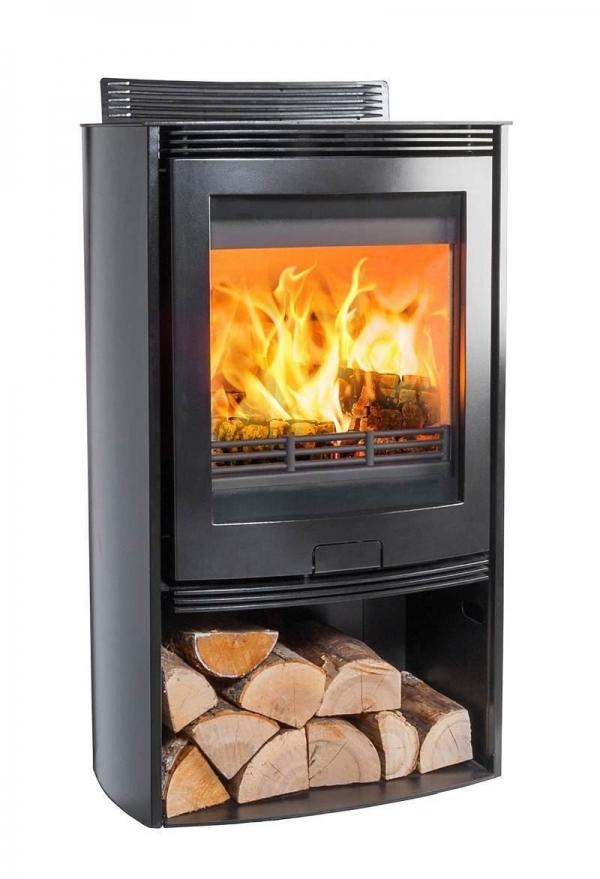 Di Lusso R5 Euro Wood Burning Stove London UK