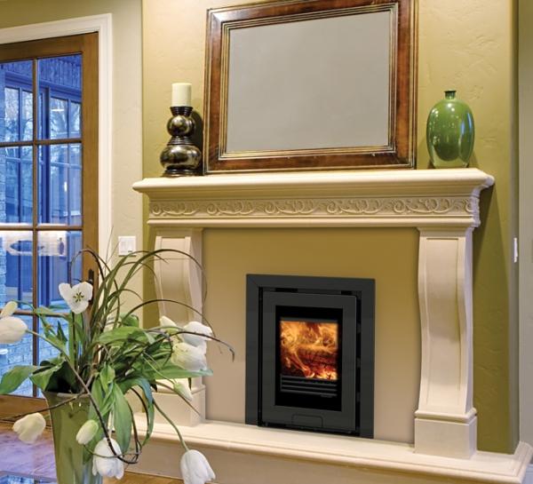 Inset wood burning stoves UK