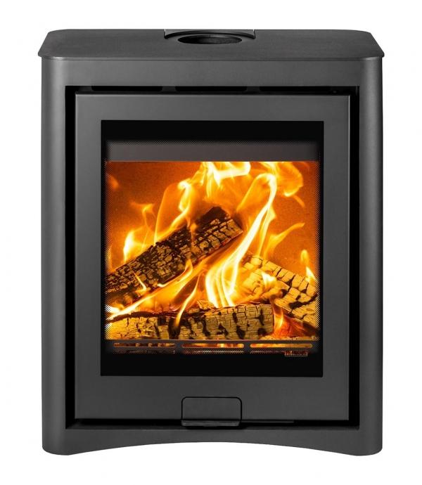 Di Lusso R5 Cube Wood Burning Stove UK