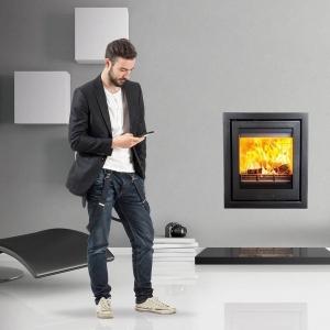 Di Lusso R5 Stove Wood burning stove UK