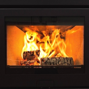 Di Lusso R6 Slimline Woodburning Inset Stove Oxfordshire
