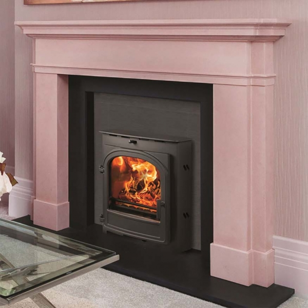 Parkray Chevin 5 Inset mulit-fuel stove installation