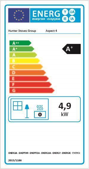 parkray aspect 4 woodburning stove energy ratings