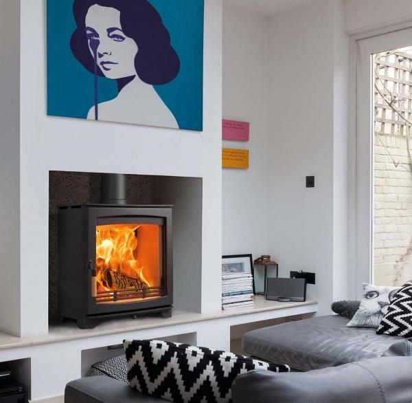 parkray aspect 5 slimline stove home