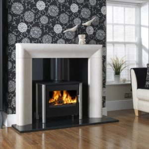 ESSE 125 Stove for sale with Chrome-Legs
