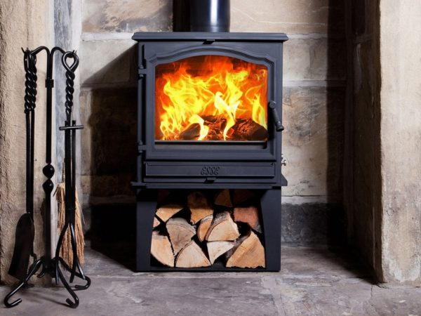 ESSE 700 vista stove with LOG-STORE for sale uk