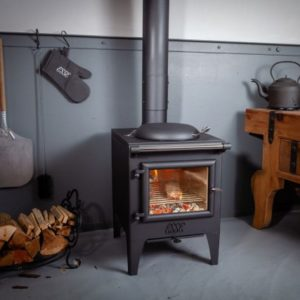 Esse Warmheart cook stove for sale online