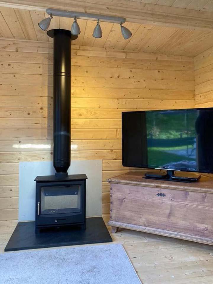 freestanding stove installation uk