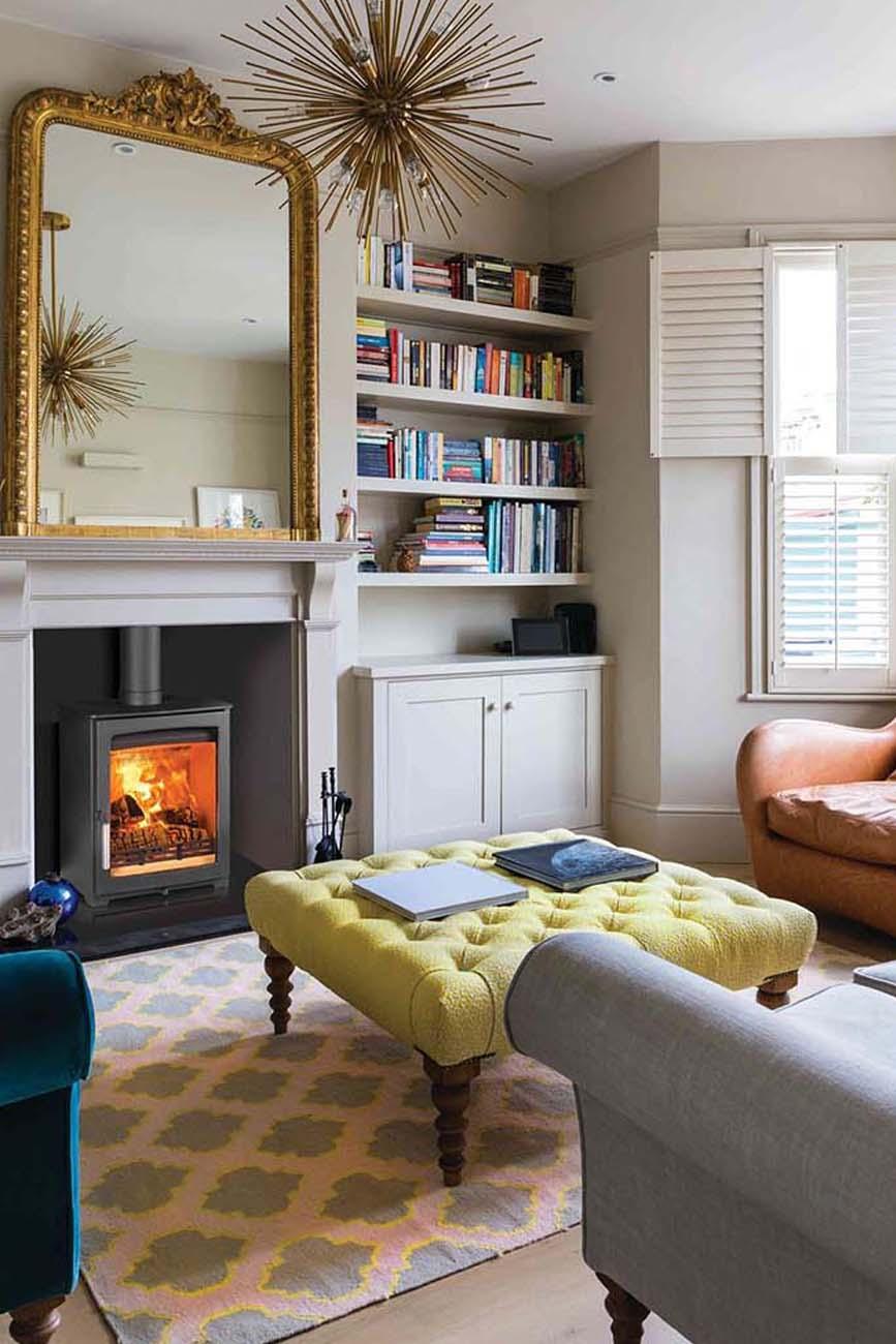 log burner installation gloucestershire